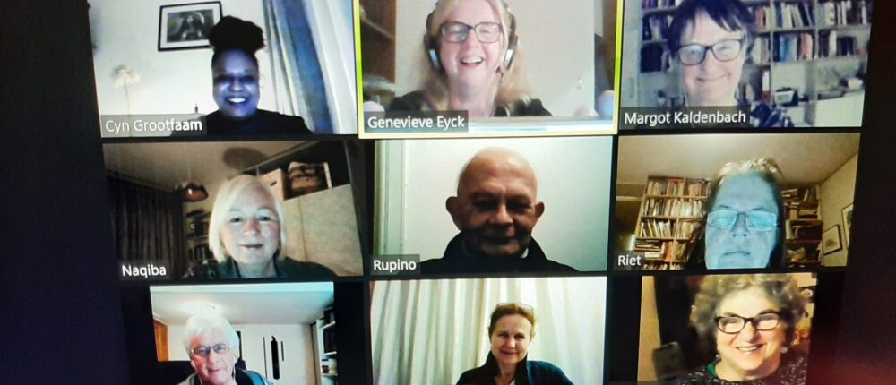 2021 - Goede gesprekken in Amsterdam-Zuid