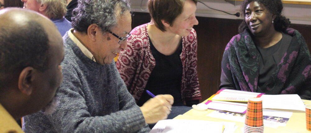 2019 - Goede gesprekken in Amsterdam-Zuid